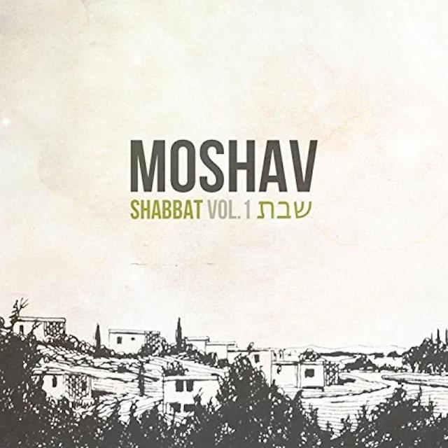 Moshav SHABBAT 1 CD