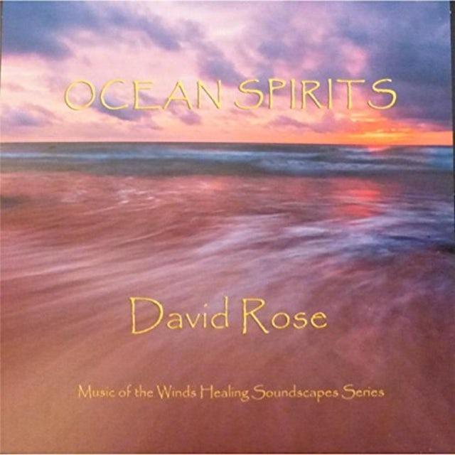 David Rose OCEAN SPIRITS CD
