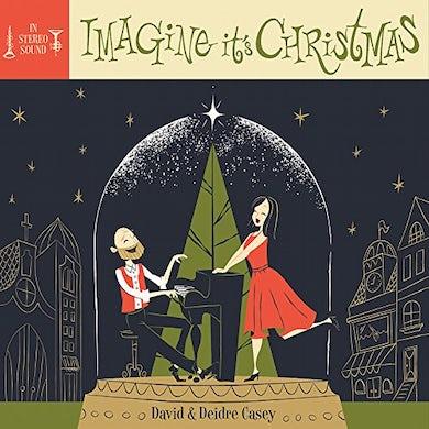 David Casey IMAGINE IT'S CHRISTMAS CD