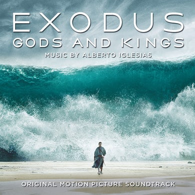 EXODUS: GODS & KINGS / O.S.T. Vinyl Record