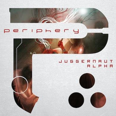 Periphery JUGGERNAUT: ALPHA CD