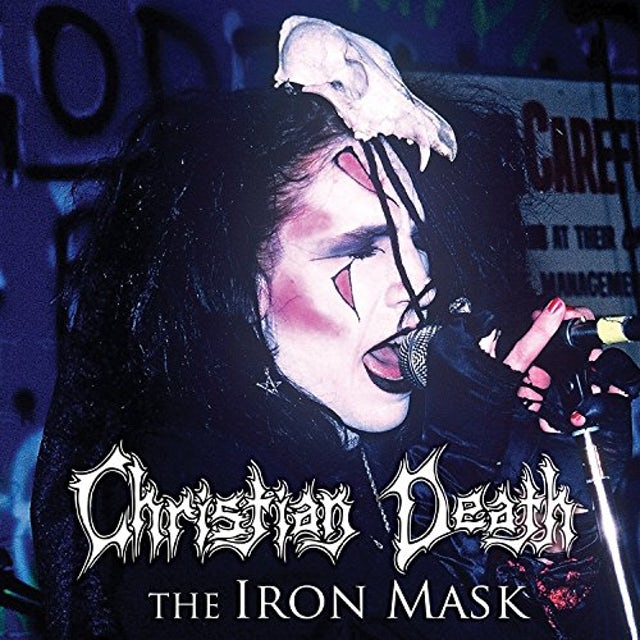 Christian Death IRON MASK CD