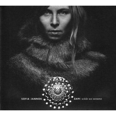 Sofia Jannok WIDE AS OCEANS CD