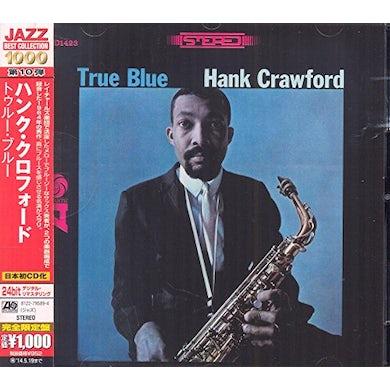 Hank Crawford TRUE BLUE CD