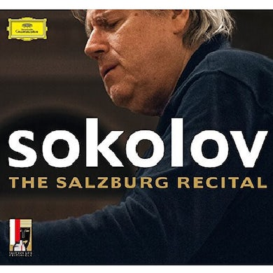 Grigory Sokolov SALZBURG RECITAL CD