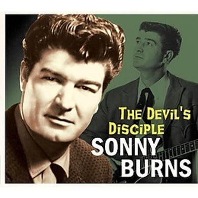 Sonny Burns DEVIL'S DISCIPLE CD