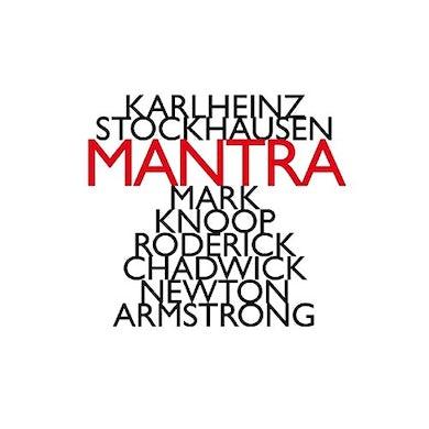Karlheinz Stockhausen MANTRA CD