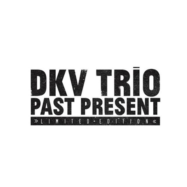 Ken Vandermark DKV TRIO-PAST PRESENT 1994-11 CD