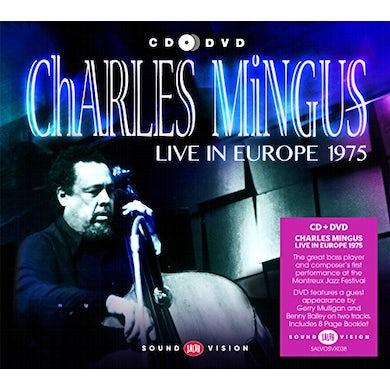 Charlie Mingus LIVE IN EUROPE 1975 CD
