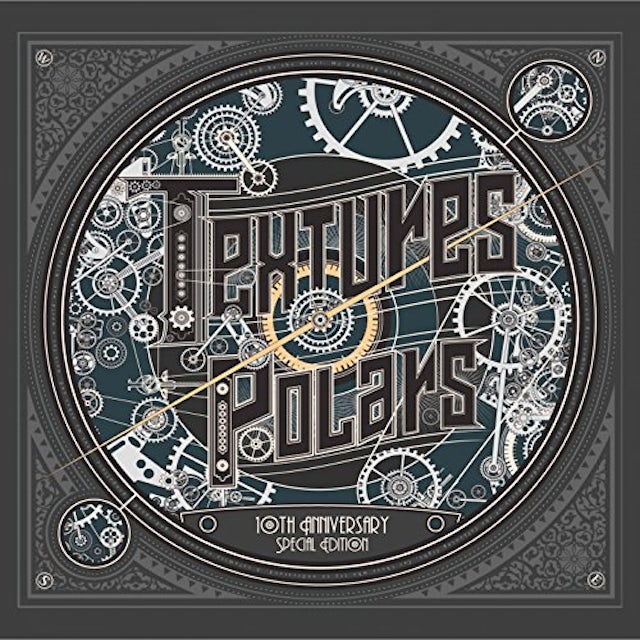 Textures POLARS (10TH ANNIVERSARY RELEASE) CD