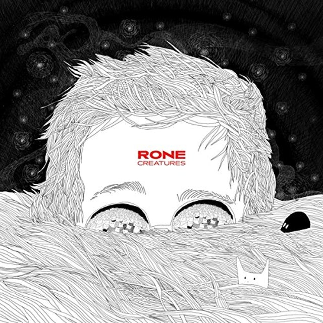 Rone CREATURES CD
