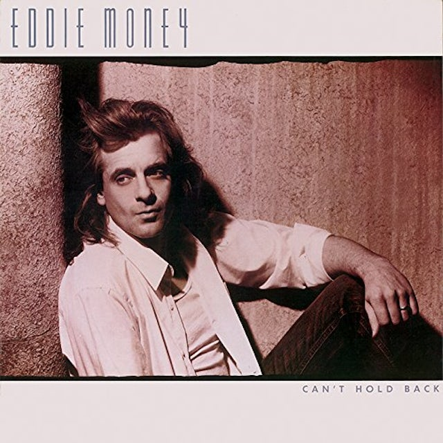 Eddie Money CAN'T HOLD BACK CD