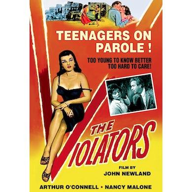VIOLATORS DVD