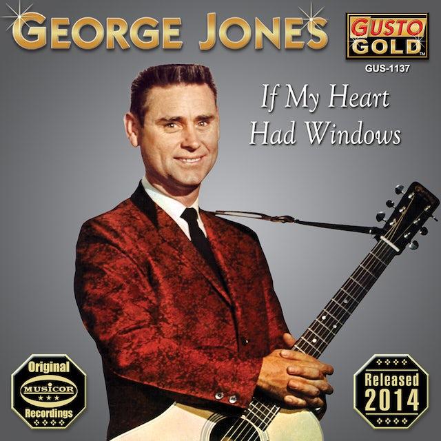 George Jones IF MY HEART HAD WINDOWS CD