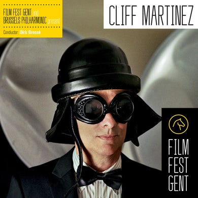 Cliff Martinez FILM FEST GENT CD
