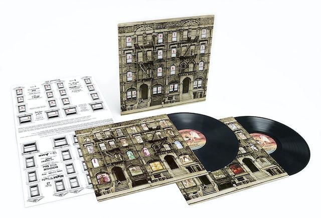 Led Zeppelin PHYSICAL GRAFFITI Vinyl Record