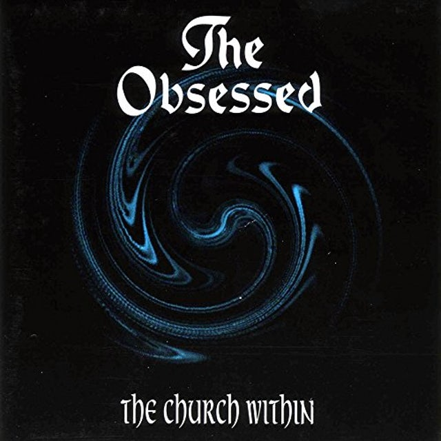 The Obsessed CHURCH WITHIN Vinyl Record