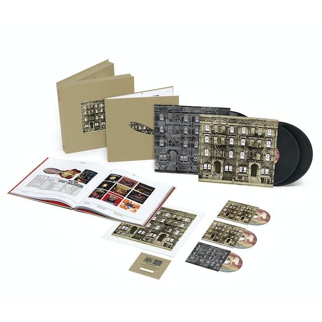 Led Zeppelin PHYSICAL GRAFFITI CD