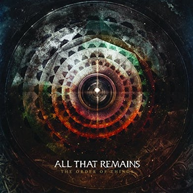 All That Remains ORDER OF THINGS Vinyl Record