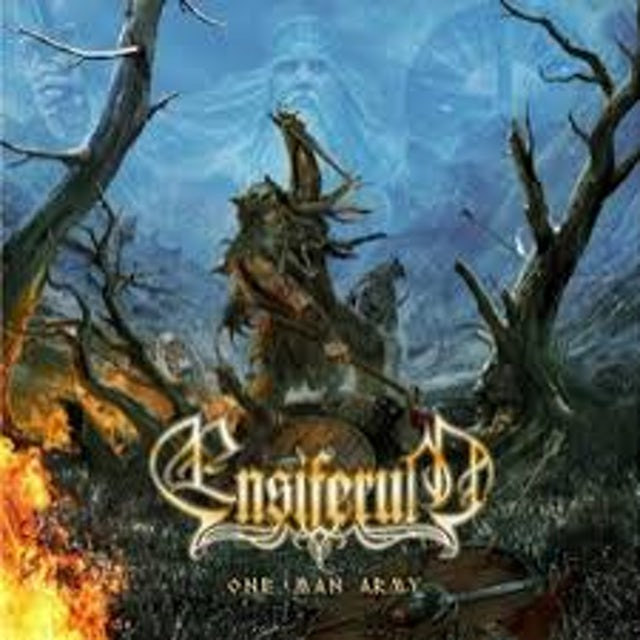 Ensiferum ONE MAN ARMY Vinyl Record