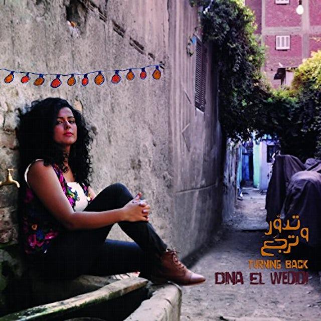 Dina El Wedidi TURNING BACK CD