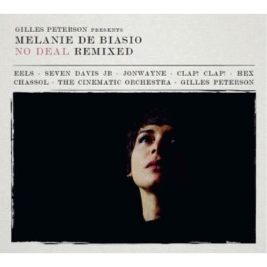 Melanie Debiasio NO DEAL (REMIXED PRESENTED BY GILLES PETERSON) CD