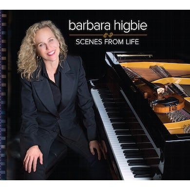 Barbara Higbie SCENES FROM LIFE CD