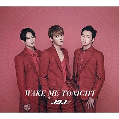 JYJ WAKE ME TONIGHT CD