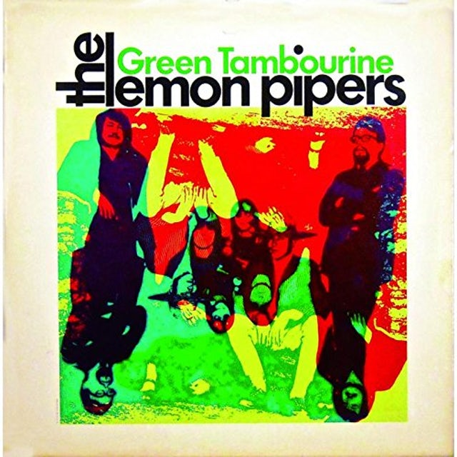 Lemon Pipers GREEN TAMBOURINE CD