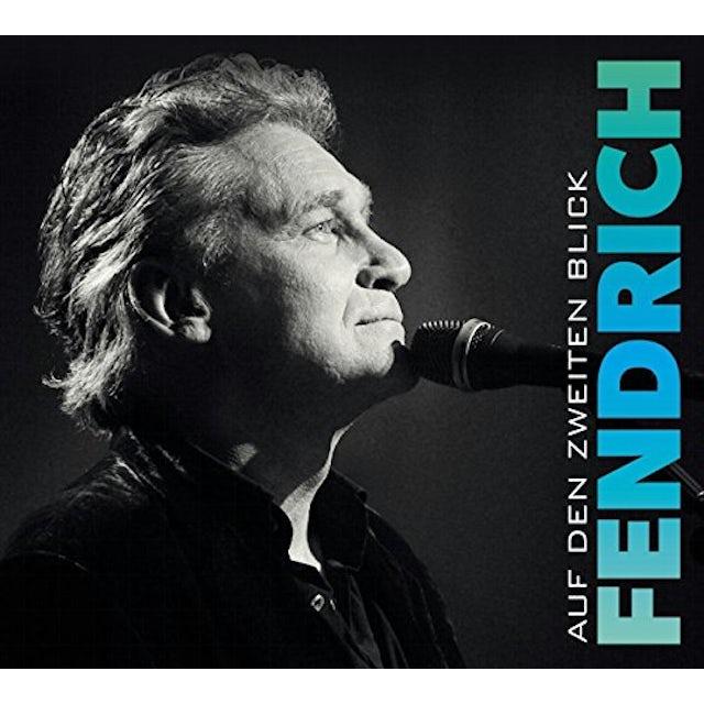 Rainhard Fendrich AUF DEN ZWEITEN BLICK CD