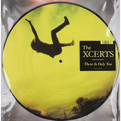 The XCERTS THERE IS ONLY YOU Vinyl Record