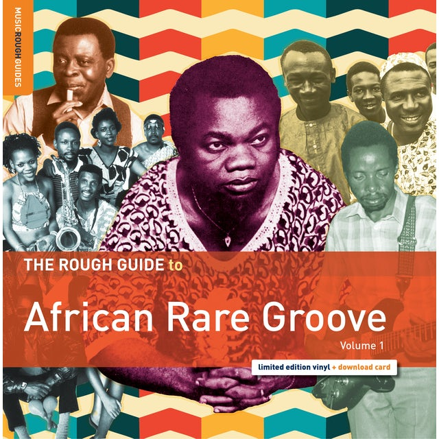 ROUGH GUIDE TO AFRICAN RARE GROOVE 1 / VARIOUS CD