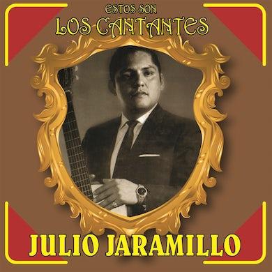 Julio Jaramillo ESTOS SON LOS CANTANTES CD