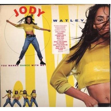 Jody Watley YOU WANNA DANCE WITH ME (80'S REMIXES) Vinyl Record