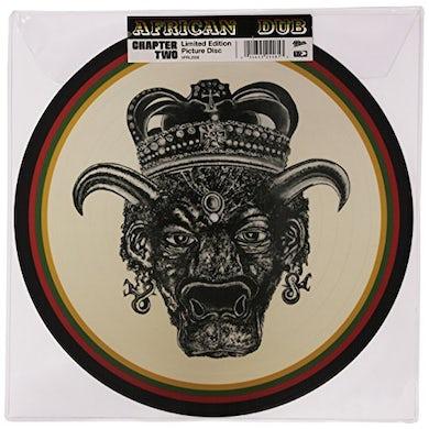Joe Gibbs AFRICAN DUB CHAPTER TWO Vinyl Record