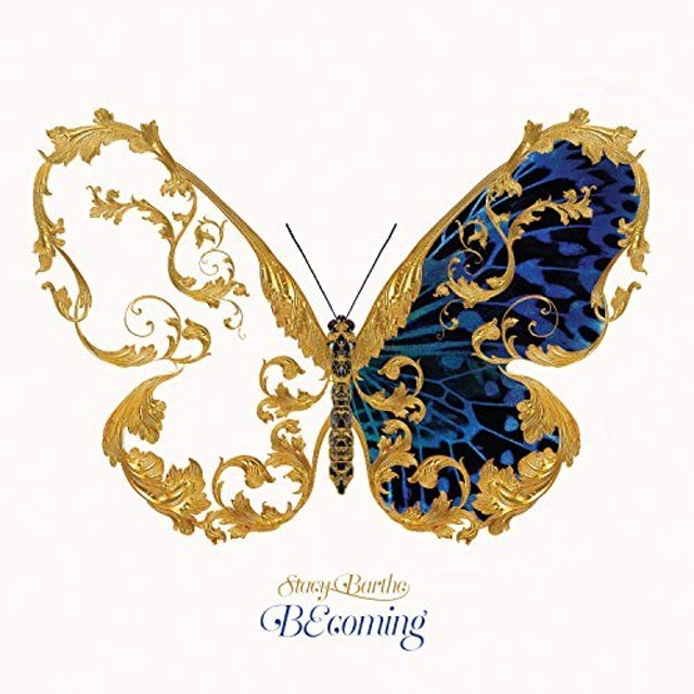 Stacy Barthe BECOMING CD