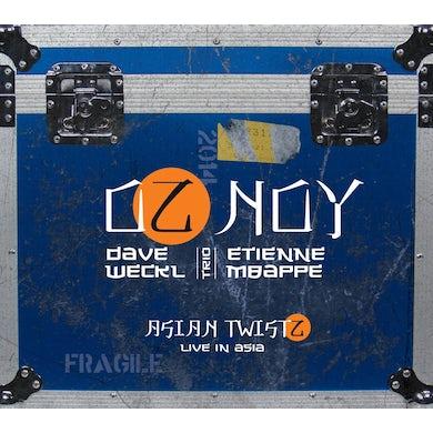 Oz Noy TRIO CD