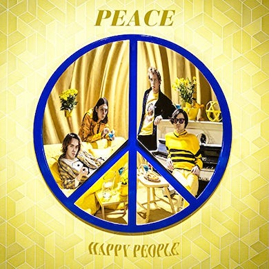 Peace HAPPY PEOPLE: DELUXE CD