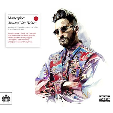 Armand Van Helden MASTERPIECE CD