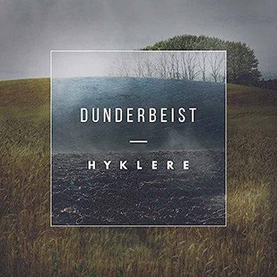 Dunderbeist HYKLERE Vinyl Record - UK Release