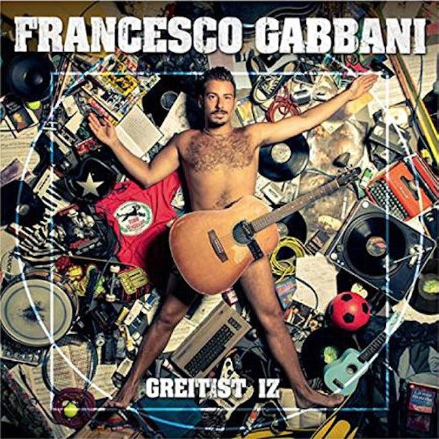 Francesco Gabbani GREITIST IZ CD