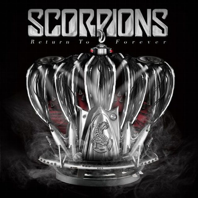 Scorpions RETURN TO FOREVER: LIMITED CD