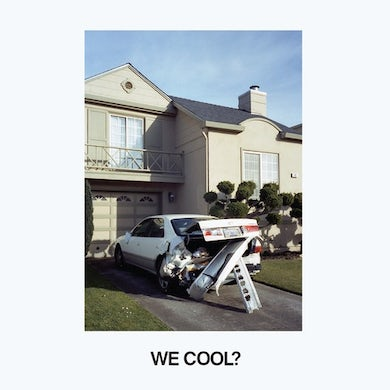 Jeff Rosenstock WE COOL Vinyl Record