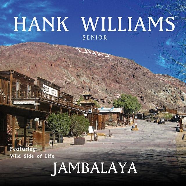 Hank Williams JAMBALAYA CD