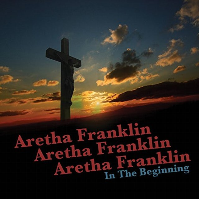 Aretha Franklin IN THE BEGINNING CD