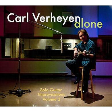 Carl Verheyen ALONE CD
