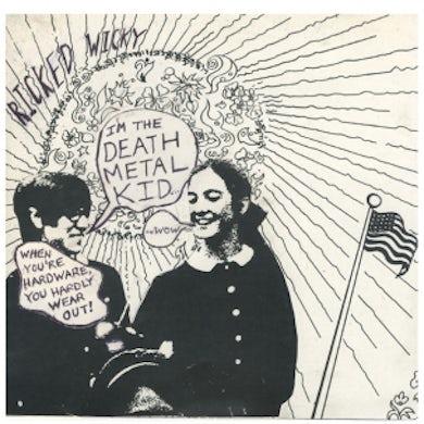 RICKED WICKY DEATH METAL KID (Vinyl)