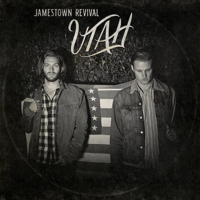 Jamestown Revival UTAH Vinyl Record