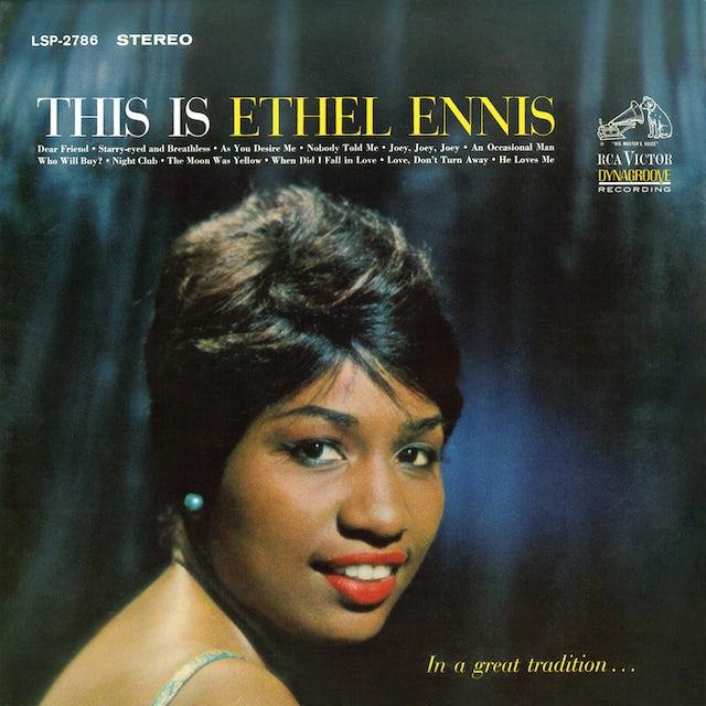 THIS IS ETHEL ENNIS CD