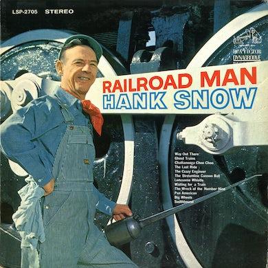 Hank Snow RAILROAD MAN CD
